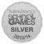 School Games Silver Medal